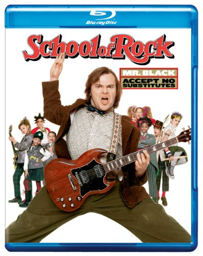 School Of Rock, The (2003) (BD) [Blu-ray]