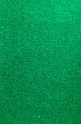 Felt (Emerald Green - PMS 356) sticky Back, A4 sheet (8.27