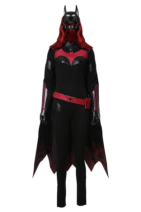 MingoTor Sperheldin Batwoman Kate Kane Disfraz Traje de ...