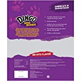 Dingo Mini Bones, Rawhide For Small/Toy