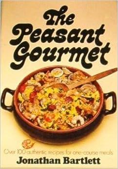 Book The peasant gourmet