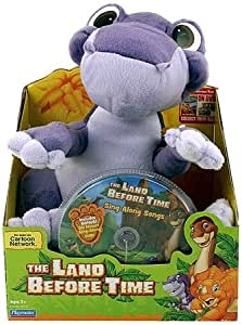Playmates The Land Before Time Large Plush Toy Chomper