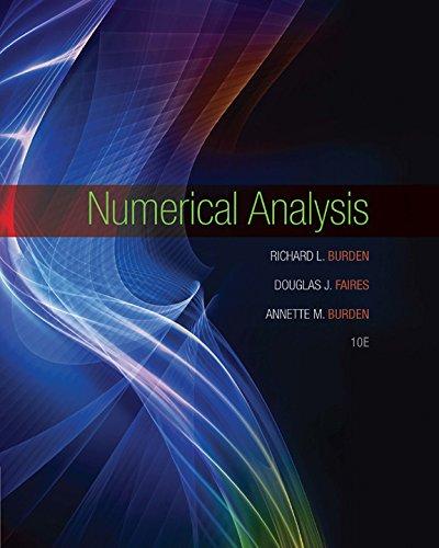 Numerical Analysis Pdf
