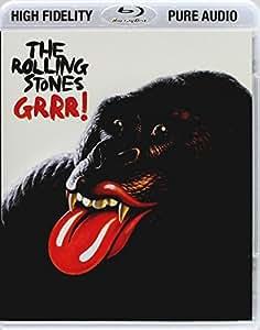 Rolling Stones Grrr Lmtd Ed Blu Ray Amazon Com Music