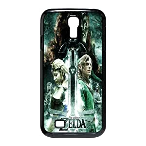 Samsung Galaxy S4 I9500 Phone Case Printed With The Legend of Zelda Images