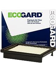 ECOGARD XA10502 Premium Engine Air Filter Fits Chevrolet Spark 1.4L 2016-2020