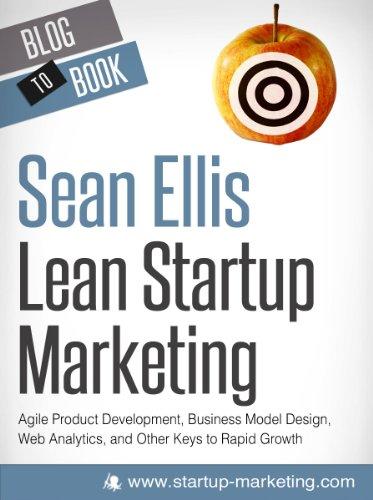 Lean Startup Marketing Book