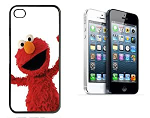 Hard case iPhone 5 with printed design- Elmo by icecream design