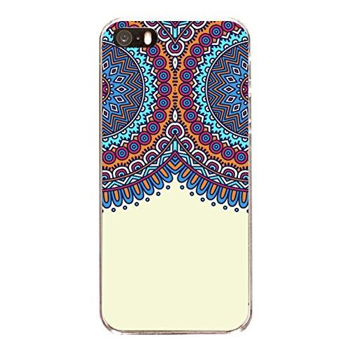 """Disagu Design Case Coque pour Apple iPhone SE Housse etui coque pochette """"Mandala No.2"""""""