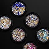 Nail Art Rhinestones Flatback Diamonds Crystals