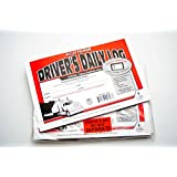 J.J. Keller 8526 Driver's Daily Log Book (4 pack)