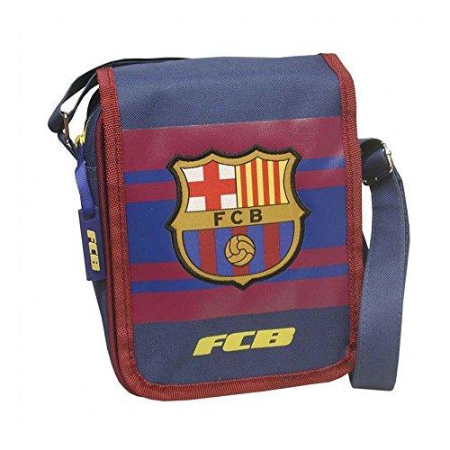 Borsa a tracolla Futbol Club Barcelona BD-661-BC