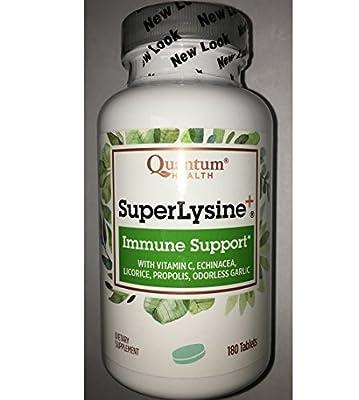 Super Lysine + Immune System