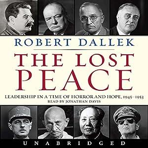 Lost Peace Audiobook