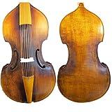 Baroque Style SONG Brand Maestro 7 Strings 27'' Viola Da Gamba