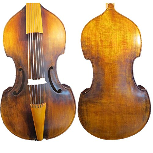 Baroque Style SONG Brand Maestro 7 Strings 27'' Viola Da Gamba by Song