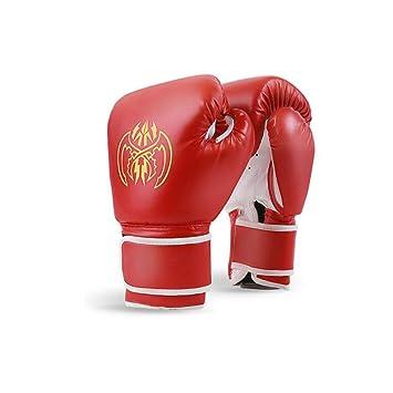 Xionghaizi Guantes de Boxeo de Medio Dedo, Bolsas de Arena ...