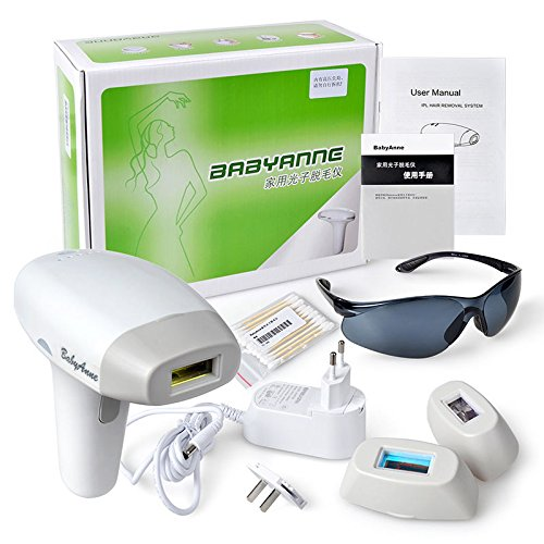 Tools To Life - 3 in 1 Laser IPL Permanent Hair Removal Machine