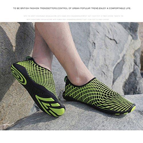 Séchage De Homme Water D'eau Surf Plage Chaussures Jaune Nager Chaussons Rapide Sport Femme Saguaro Aquatique Yoga Shoes Eté Aqua 8pSwA