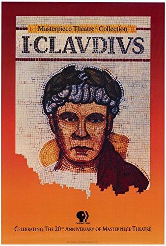 I, Claudius Poster 27x40 Derek Jacobi Si?n Phillips Brian Blessed