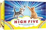 High Five: 10 Pop-up Notecards & Envelopes