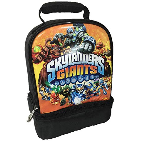 (Thermos Dual Compartment Lunch Kit, Skylanders Giants )