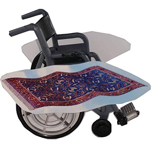 Aladdin Flying Carpet Lookalike Wheelchair Costume