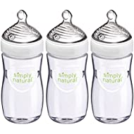NUK Simply Nautral Baby Bottle