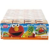 Apple & Eve Sesame Street Elmo's Punch, 8- 4.23fl.oz - 5 Pack