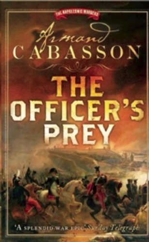 book cover of The Officer\'s Prey