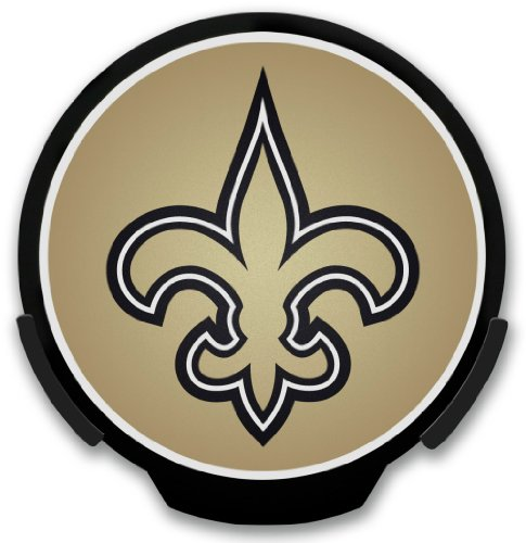 NFL New Orleans Saints LED Power - Orleans New Outlet