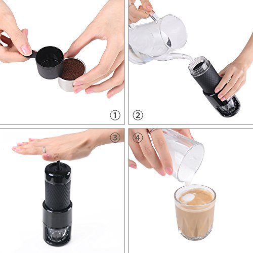 STARESSO Espresso Coffee Maker