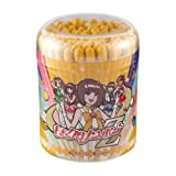 Also Momoiro Clover Z Cotton Bouquet SPECIAL collaboration swab also Kuromenbo Z (japan import)