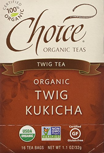 Agricultural Box Fan (Choice Organic Twig Tea, 1.1 Ounces 16-Count Box (Pack of 6))