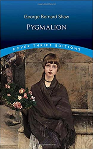 pygmalion dover thrift editions