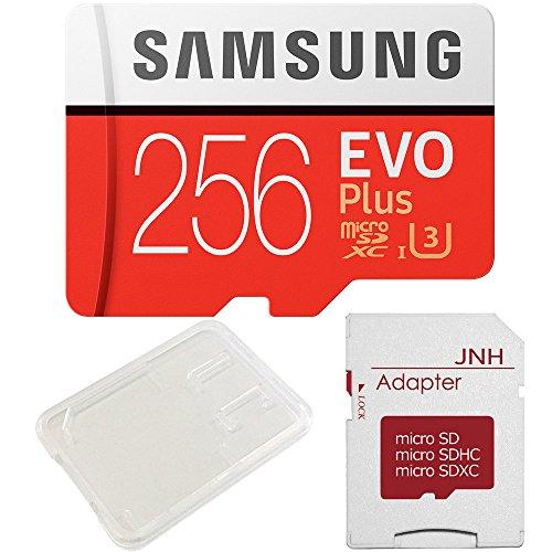 microSDXC 256GB Samsung サムスン EVO Plus EVO+ UHS-I U3対応 Class10 専用SDアダプター付 [並行輸入品]