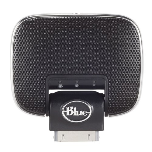 (Blue Microphones Mikey 2.0 Recording Microphone for iPod and iPhone 3GS or earlier)