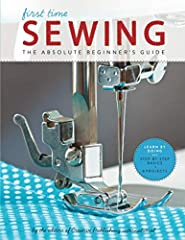 Learning how to sew has never been simpler! Like having a personal instructor at your side, this beginner's guide teaches you to sew stitches both by hand and with a machine. Filled with detailed descriptions of materials and ...