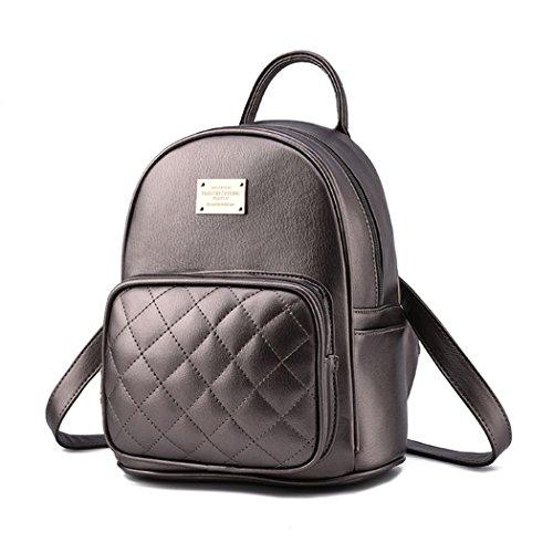Womens Handbags Backpack Shoulder Bags Handbags Backpack School Bag Brown Leather Laptop Fekete