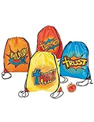 Fun Express 13606104 Fantastic Faith Backpacks