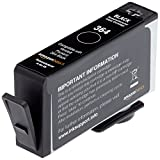 AmazonBasics Remanufactured Ink Cartridge Replacement for HP 364 (Black)