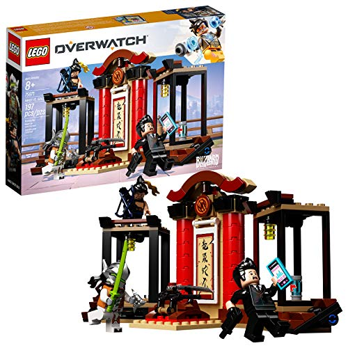LEGO Overwatch Hanzo & Genji 75971 Building Kit (197 Pieces)