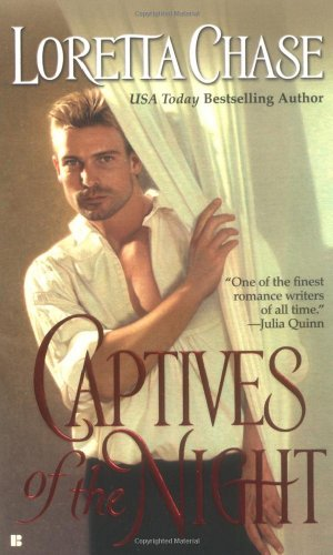 book cover of Captives of the Night
