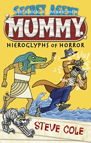 book cover of The Hieroglyphs of Horror
