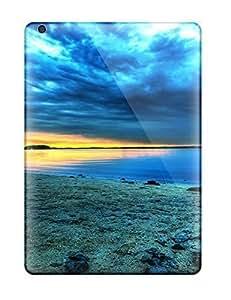 Series Skin Case Cover For Ipad Air(cool Beach)