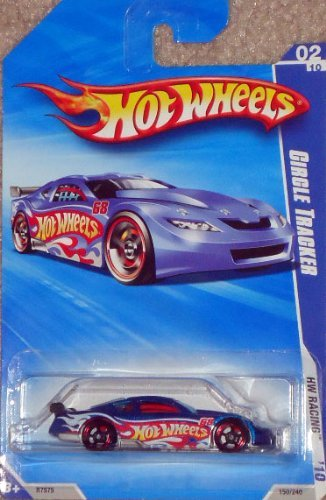 Hot Wheels 2010 HW Racing #150/240 - Circle Tracker (Tracker Circle Hotwheels)
