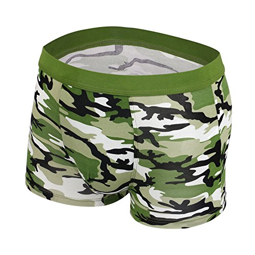 MIOIM Breathable Soldier Camouflage Underwear