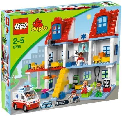 Lego Duplo Bett Möbel Puppenhaus lind-grün