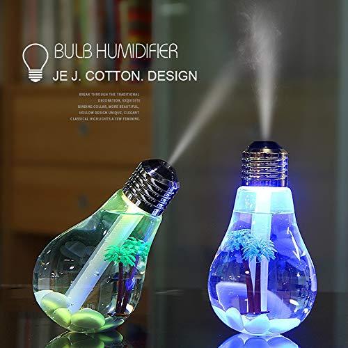 Mist Maker With Led Lights in US - 5