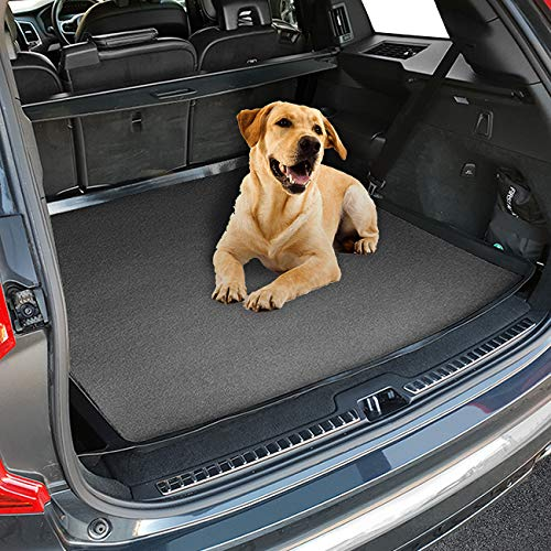 2002 to 2013 RANGE  VOGUE Boot Liner Mat Tray With FREE Vel...
